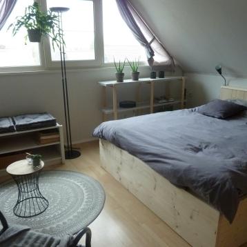 slaapkamer zolderetage